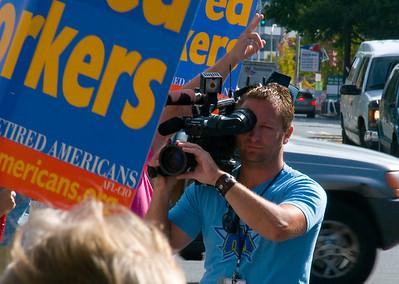 September 15, 2009  Rally