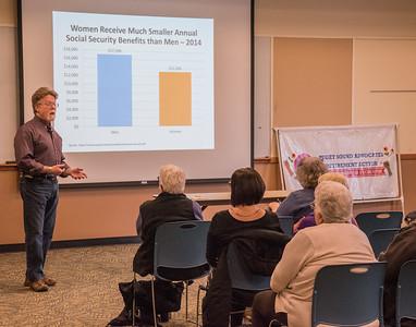 Social Security Forum Burlington, Wa