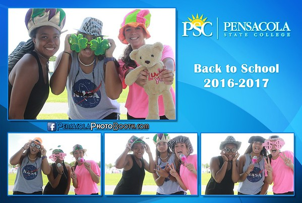 PSC Back To School Party 8-19-2016