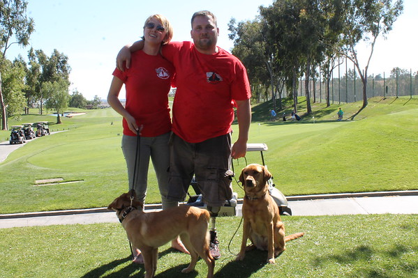 Patriotic Service Dog Foundation Golf Tournament 4-30-15 EYE Photo Booth Individual Photos & Elks Dog Night Shots