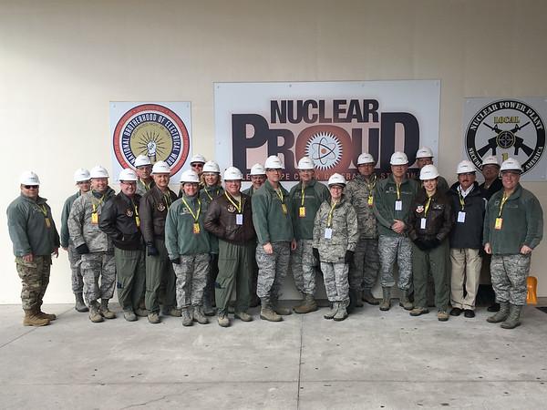 PSEG Air Force EPLO Visit