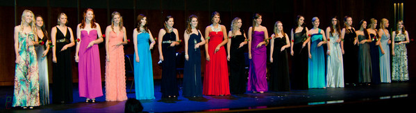 Debut of the Debutante Class of 2011