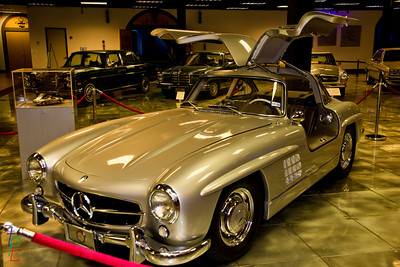 The 'Gull Wing'; We were all dreaming!