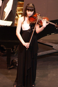 Isabella Markham - Strings Grand Prize Winner