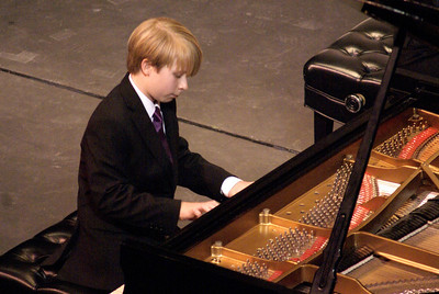 Reid Staples - Piano Grand Prize Winner