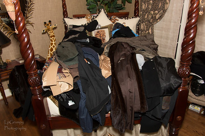 "The ""Bed of Coats"""