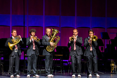 20140118 - PSO - Canadian Brass in Concert - 5667