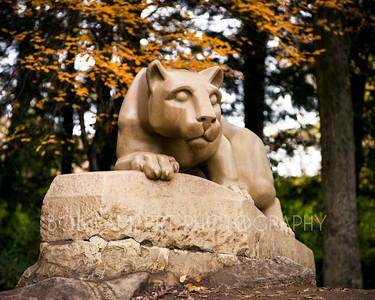 October Lion