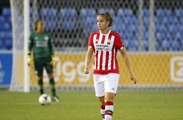 20160923 - Nederland - Eindhoven - PSV Vrouwen - FC Twente Vrouwen - Myrthe Morrees  (PSV Vrouwen)