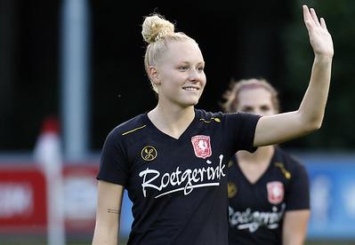 20160923 - Nederland - Eindhoven - PSV Vrouwen - FC Twente Vrouwen - Danique Kerkdijk (FC Twente Vrouwen)