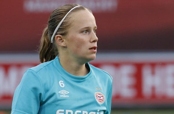 20160923 - Nederland - Eindhoven - PSV Vrouwen - FC Twente Vrouwen - Michelle Hendriks (PSV Vrouwen)
