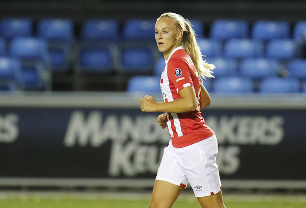 20160923 - Nederland - Eindhoven - PSV Vrouwen - FC Twente Vrouwen - Kirsten Koopmans  (PSV Vrouwen)