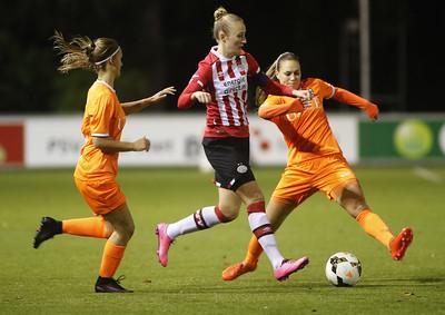 20161118 - Eindhoven - PSV Vrouwen - SC Heerenveen Vrouwen - Lucie Akkermans