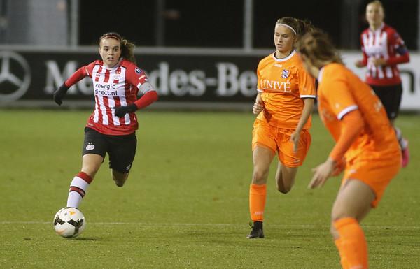20161118 - Eindhoven - PSV Vrouwen - SC Heerenveen Vrouwen - Jeslynn Kuijpers