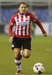 20161118 - Eindhoven - PSV Vrouwen - SC Heerenveen Vrouwen - Vanity Lewerissa