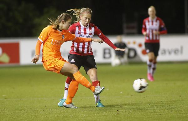20161118 - Eindhoven - PSV Vrouwen - SC Heerenveen Vrouwen - Mauri van der Wetering