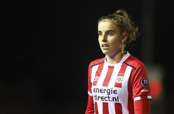 20161118 - Eindhoven - PSV Vrouwen - SC Heerenveen Vrouwen - Myrthe Moorrees
