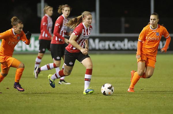 20161118 - Eindhoven - PSV Vrouwen - SC Heerenveen Vrouwen - Sisca Folkertsma
