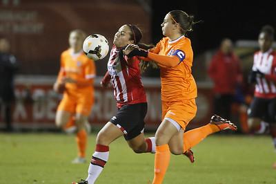 20161118 - PSV Vrouwen - SC Heerenveen Vrouwen