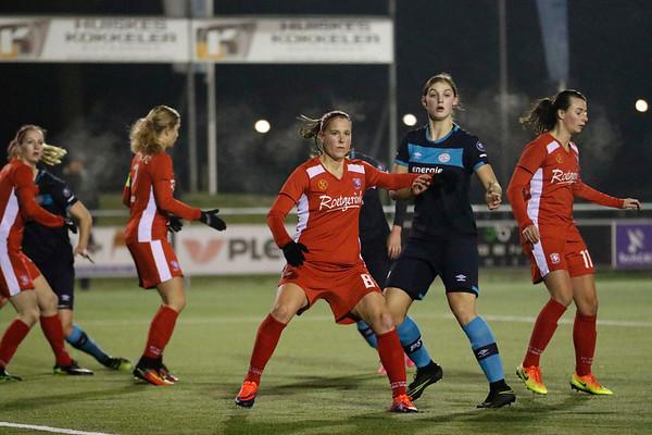 20161216 - Hengelo - FC Twente - PSV Eindhoven - Lenie Onzia - Aniek Nouwen