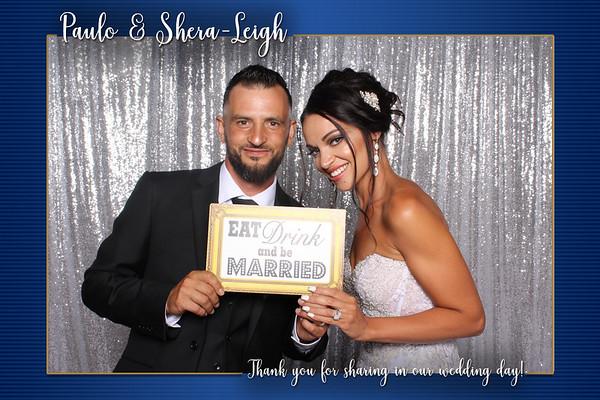 Paulo and Sherri-Leigh's Wedding - July 14, 2018
