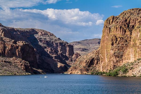 Canyon Lake and Goldfield 6-2015