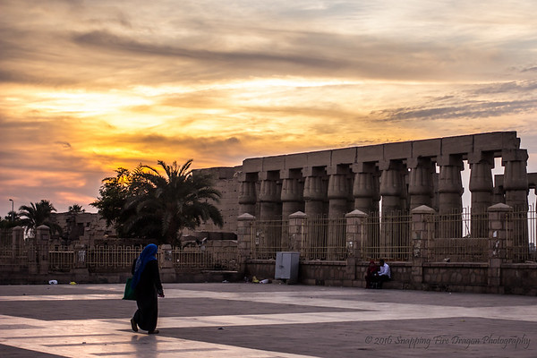 Luxor and Luxor Temple 2016