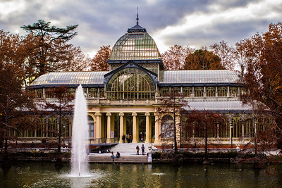 Madrid & Palacio de Cristal 2015