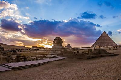 Cairo and Giza, Egypt 2016