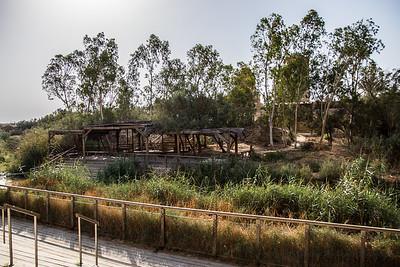 Qasr al Yahud to Galilee, Israel 7-2017