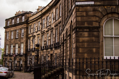 Stirling & Edinburgh, Scotland 5-2018