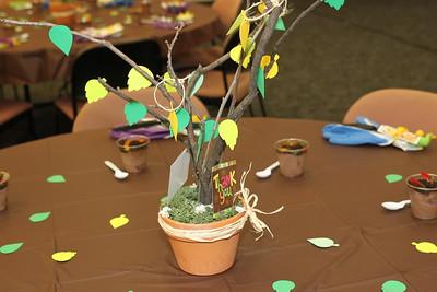 BISD's PTA President/Volunteer Appreciation Luncheon
