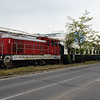 449 016 (98 55 0449 016-2) alongside Berlini Ucta Road (Budapest Angyalfold) on 27th April 2017 working PTG Railtour (10)