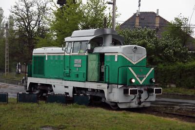 M43 1001 (98 55 0438 001-7 H-MNOS) near Ereco scrap yard on 28th April 2017 working PTG Railtour (18)