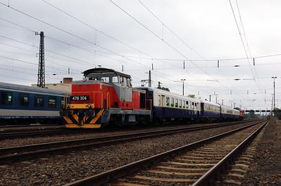 478 304 (98 55 0478 304-6 H-START) at Nyekladhaza on 29th April 2017 working PTG Railtour (15)