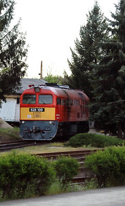 628 109 (92 55 0628 109-4 H-START) at Zahony Depot on 30th April 2017 (1)