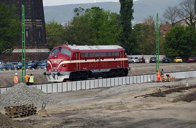 M61 006 (92 55 0618 006-4 H-MNOS) at Budapest Vasutmuzeum on 27th April 2017 (9)