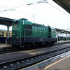 A25 016 (98 55 0449 316-6 H-MNOS) at Sturovo on 27th April 2017 working PTG Railtour (6)