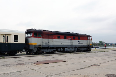 751 084 (92 56 1751 084-5 SK-ZSSKC) at Komarno Docks (Photostop 2) on 27th April 2017 working PTG Railtour (28)