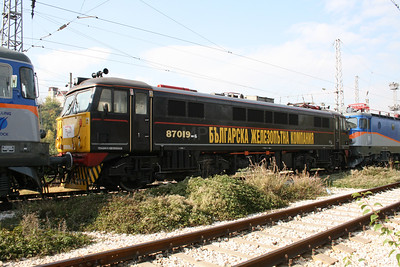 4) 87 019 at Sofia Poduyane Yard on 3rd October 2008