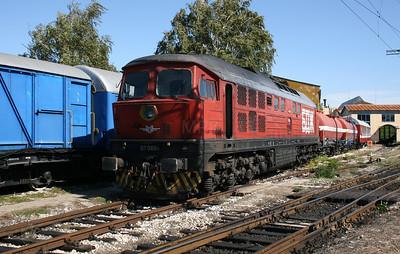 07 068 Plovdiv Depot 061008