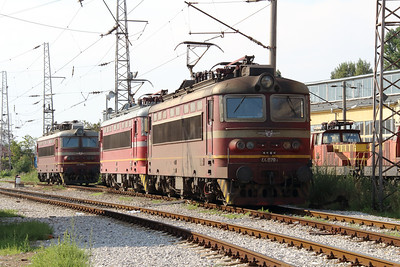 44 078 at Sofia Depot on 13th September 2014 (2)