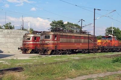 43 552 (91 52 00 43 552-6 BG-BDZTP) at Sofia Depot on 13th September 2014