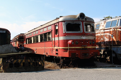 44 057 at Sofia Depot on 13th September 2014 (2)