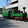 Narrow Gauge steam at Sofia Depot on 13th September 2014 (1)
