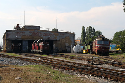 Sofia Depot on 13th September 2014