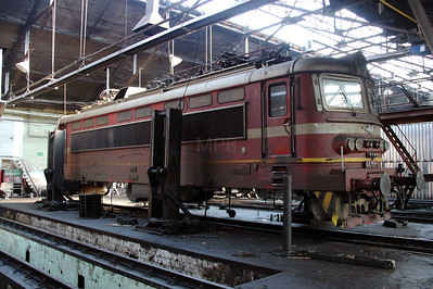 44 151 at Sofia Depot on 13th September 2014 (3)