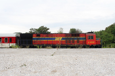 A456 at Toxote on 17th September 2014 working railtour (9)