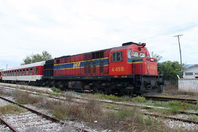 A456 at Lefkothea on 17th September 2014 working railtour (9)