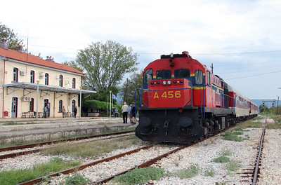 A456 at Strimon on 17th September 2014 working railtour (3)